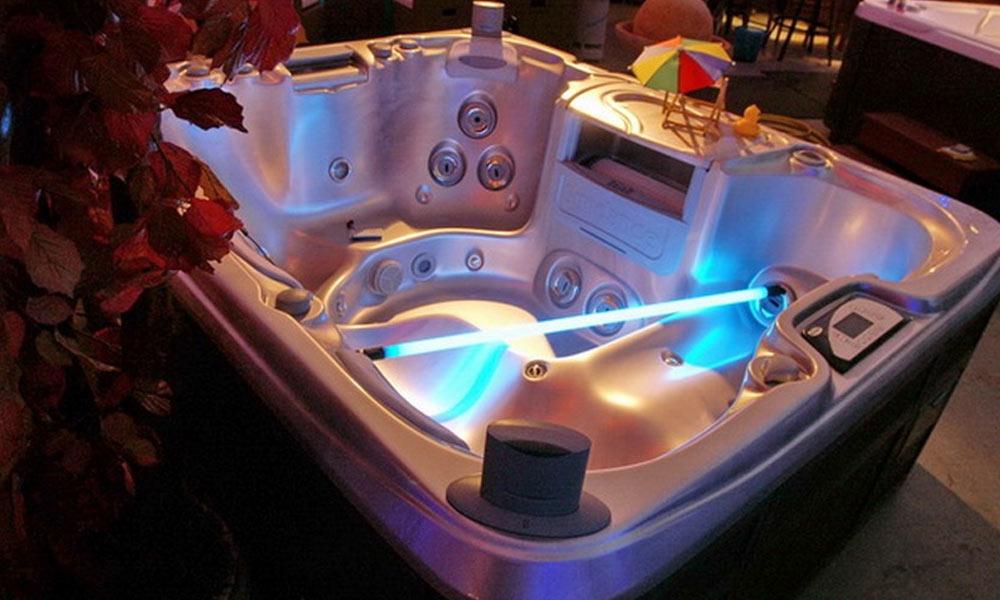 Gebrauchte Whirlpools - Gebrauchter Außenwhirlpool | Jacuzzi in ...